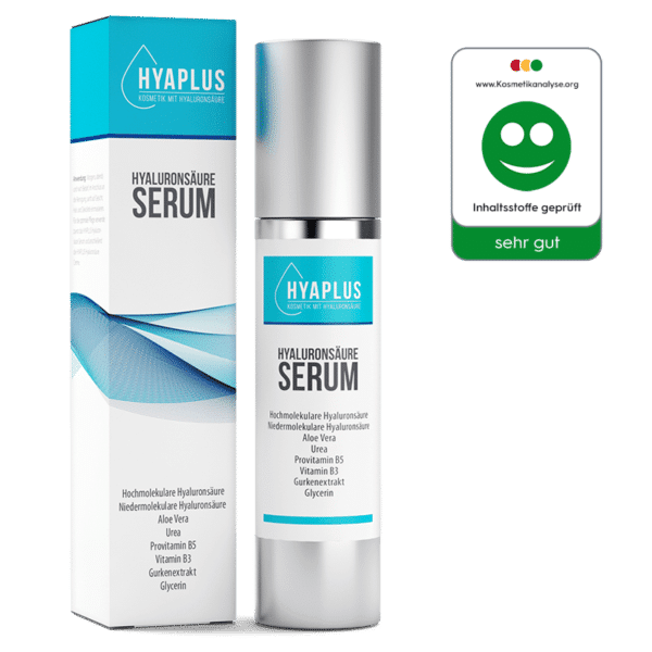 hyaplus hyaluronsäure serum
