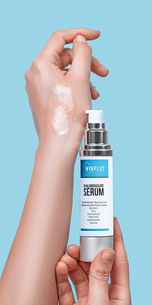 hyaplus hyaluoronsäure serum hochkonzentriert
